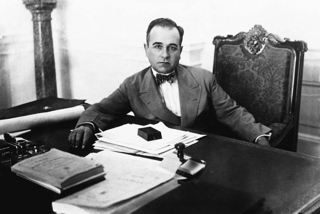Getúlio Vargas - Politico Marcante na Historia do Brasil