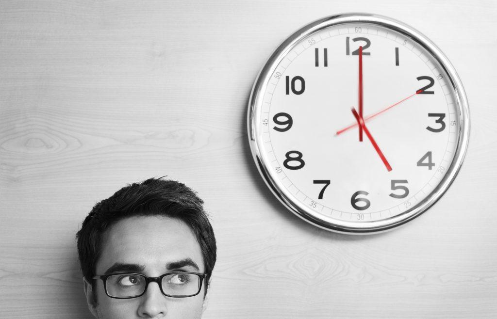 gerenciar tempo
