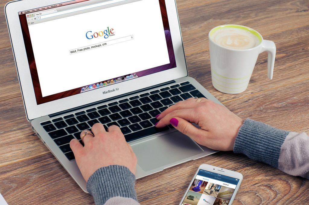 SEO - buscas no Google
