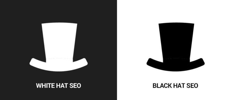 Agência de SEO Black-hat e White-hat