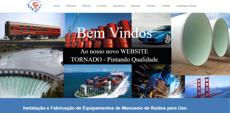 Agência de Marketing Digital Especializada em SEO - Case Tornado