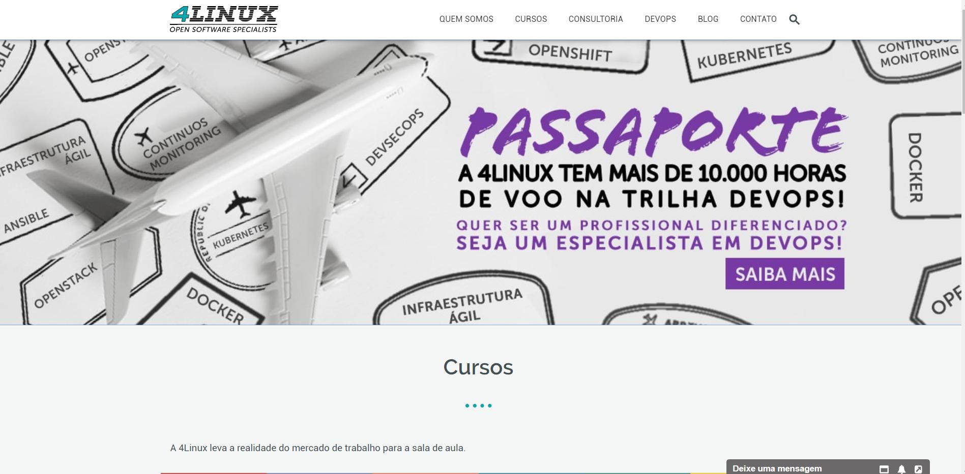 Agência de SEO - 4Linux
