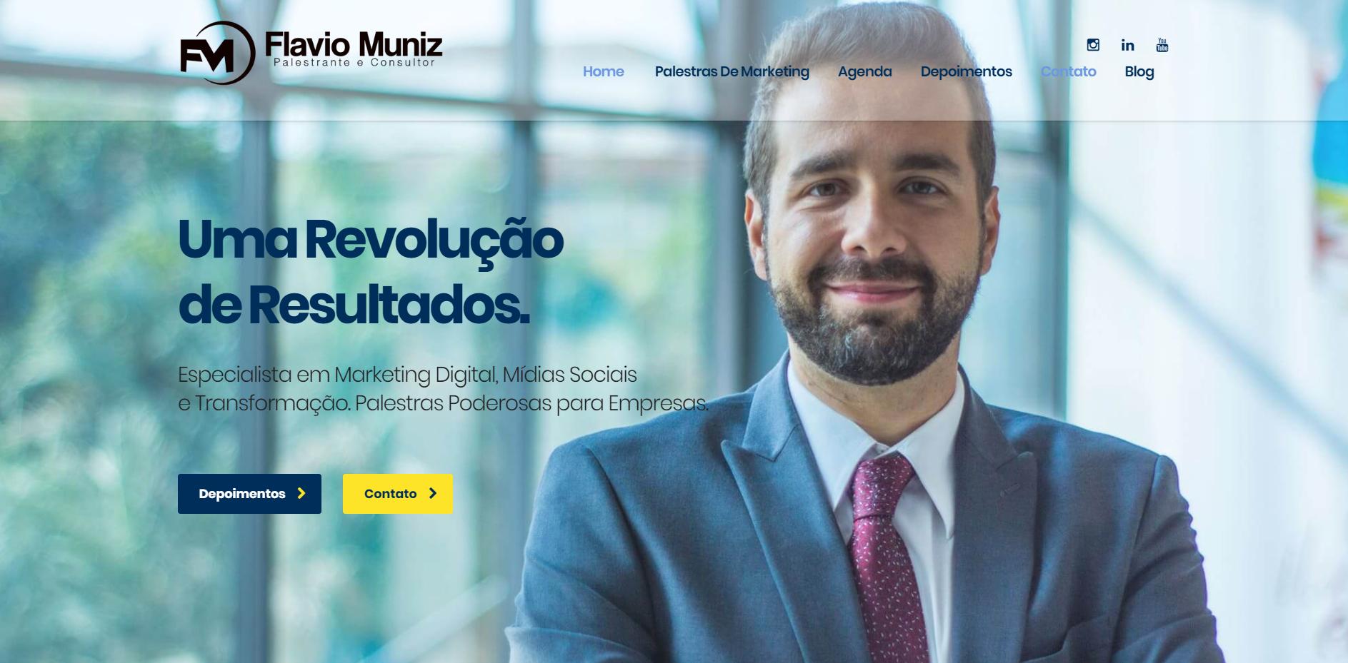 Agência de SEO - Flávio Muniz