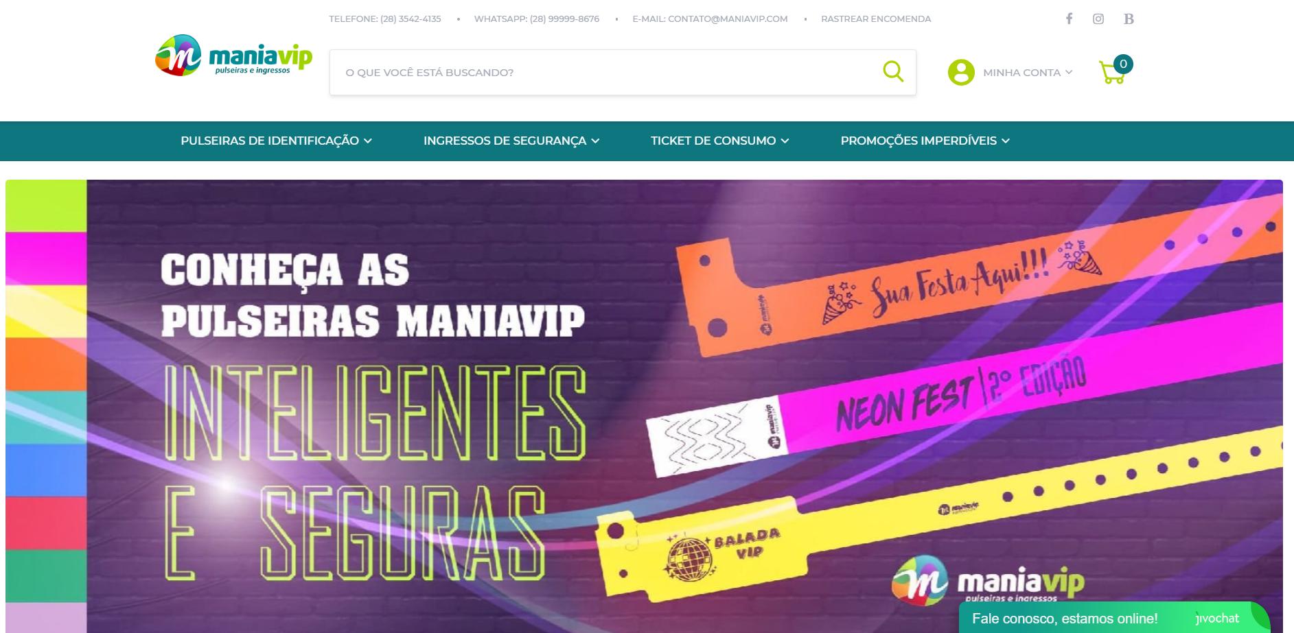 Agência de SEO - Mania Vip