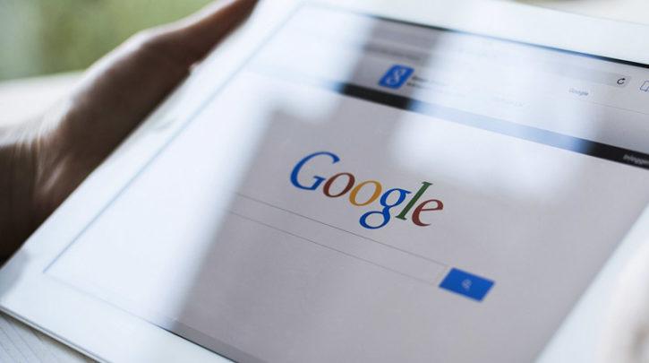 Auditoria de SEO com apontamento de erros para primeira página do Google