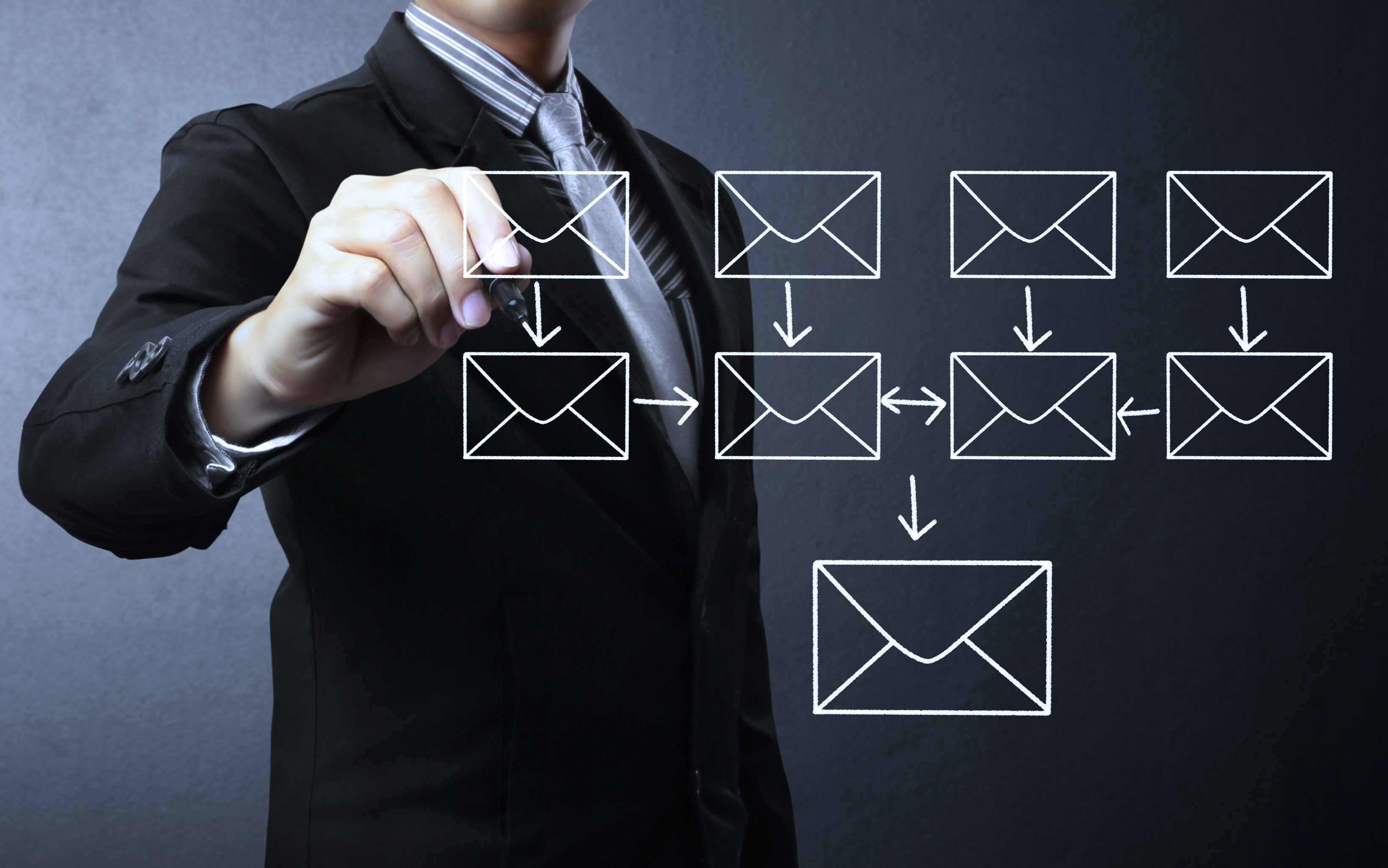 aumentar abertura de email