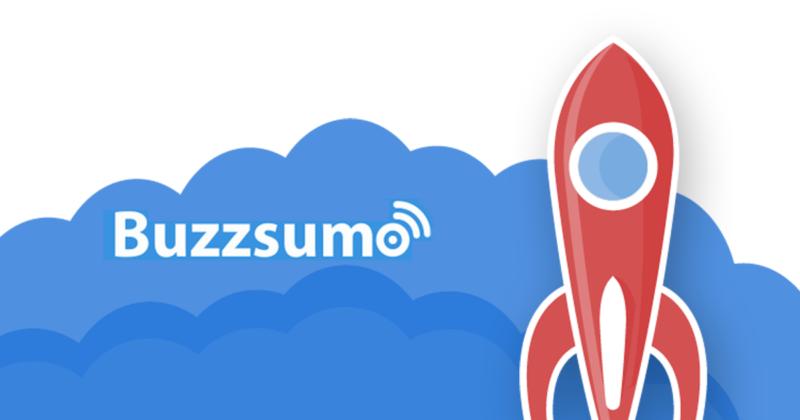 A BuzzSumo é uma das ferramentas que ajudam na gestão de redes sociais.