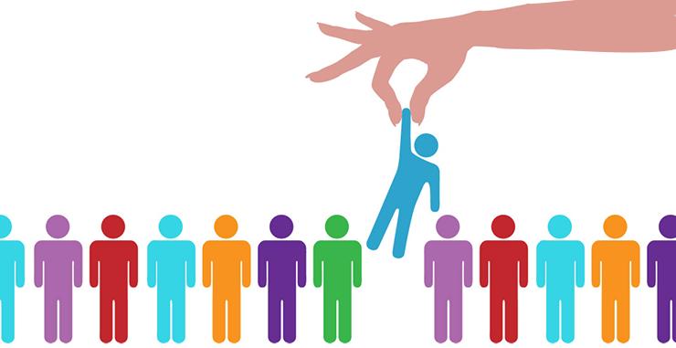 Marketing Digital ou Marketing Tradicional - O marketing digital realiza a segmentação do público.