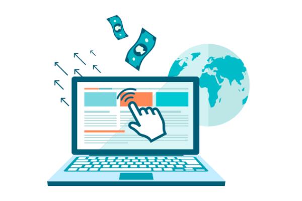 Tráfego orgânico ou tráfego pago. O tráfego pago é a forma de conseguir visitantes para o site através de cliques em anúncios.