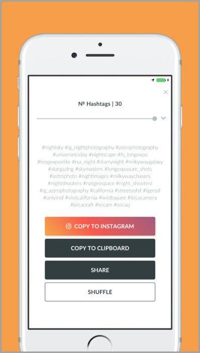 Como manter seguidores no Instagram - Focalmark App.
