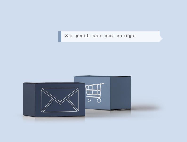 Mensagens de texto para e-commerce- Informe seus clientes sobre o status do seu pedido.